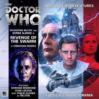 Doctor Who The Monthly Adventures 189: Revenge of the Swarm - Audio CD